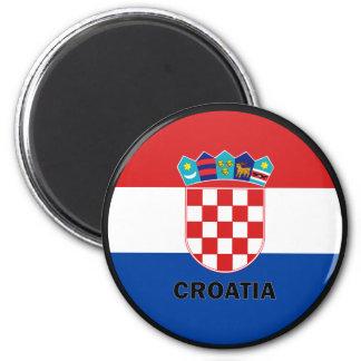 Croatia Roundel quality Flag Magnet
