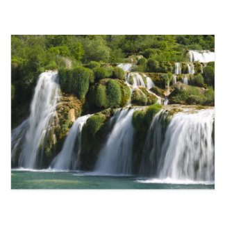 Croatia, Sibenik-Knin Region, KRKA NATIONAL Postcard
