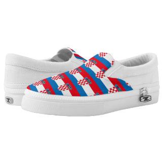 Croatia Slip-On Sneakers