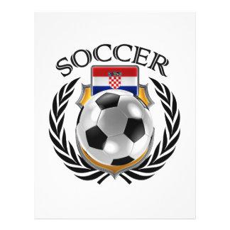 Croatia Soccer 2016 Fan Gear Flyer