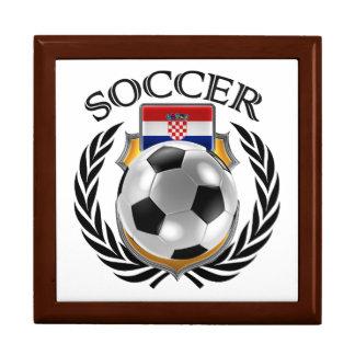 Croatia Soccer 2016 Fan Gear Gift Box