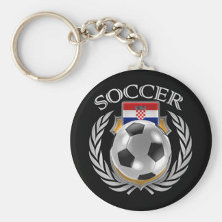 Croatia Soccer 2016 Fan Gear Keychain