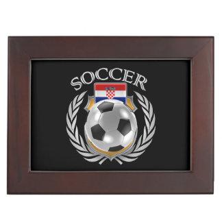 Croatia Soccer 2016 Fan Gear Memory Box
