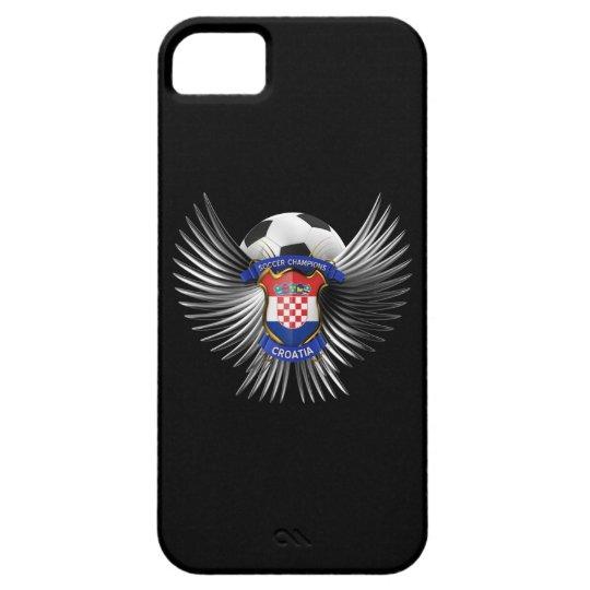 Croatia Soccer Champions iPhone SE/5/5s Case