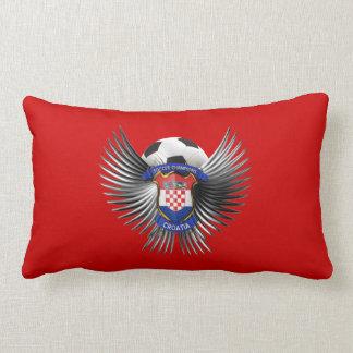 Croatia Soccer Champions Throw Pillows