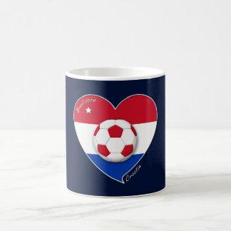 """CROATIA"" Soccer Team 2014. Soccer of the Croatia Coffee Mugs"