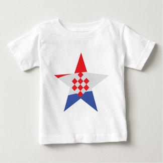croatia star icon baby T-Shirt