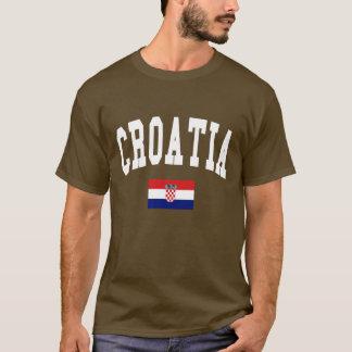 Croatia Style T-Shirt