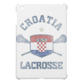 Croatia-Vintage Cover For The iPad Mini