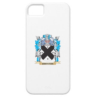Croatian Coat of Arms - Family Crest iPhone 5 Cases
