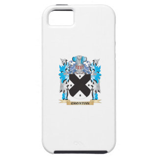 Croatian Coat of Arms - Family Crest Cover For iPhone 5/5S