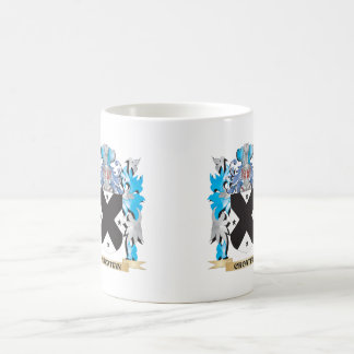 Croatian Coat of Arms - Family Crest Coffee Mug
