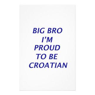 Croatian design stationery