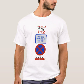 Croatian Fire Hall T-Shirt