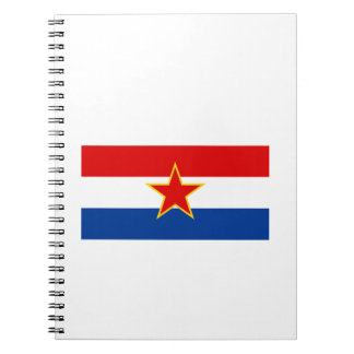 Croatian flag hrvatska zastava notebooks
