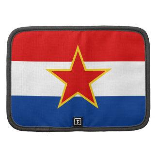 Croatian flag hrvatska zastava planners
