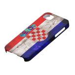 Croatian Flag iPhone SE/5/5s Case