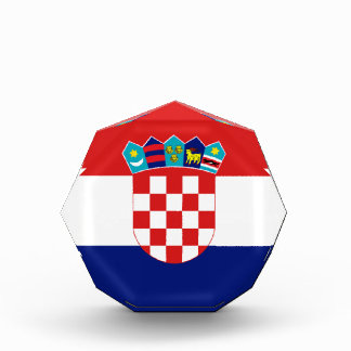 Croatian flag - Trobojnica Award