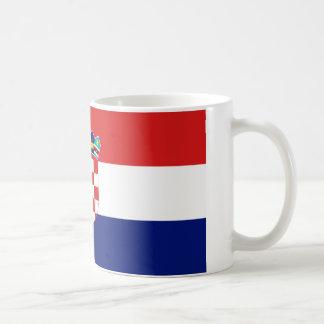 Croatian flag - Trobojnica Coffee Mug