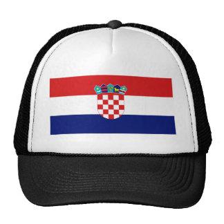Croatian flag - Trobojnica Trucker Hat