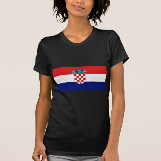 Croatian flag - Trobojnica T Shirt