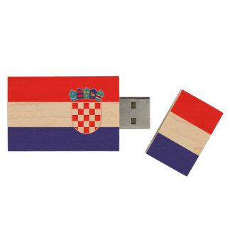 Croatian flag USB pendrive flash drive for Croatia