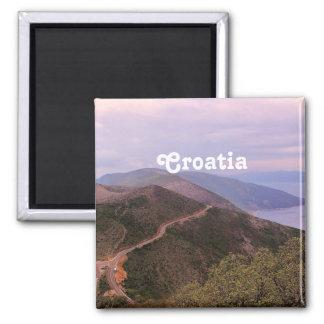 Croatian Landscape Magnet