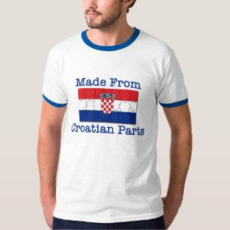 Croatian Parts T-Shirt