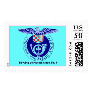 Croatian Philatelic Society, Serving collectors... Postage