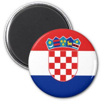 Croatian pride! magnet