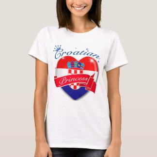 Croatian Princess T-Shirt