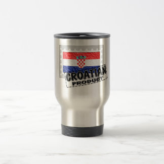 Croatian product coffee mugs