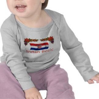 Croatian Sretan Bozic (Merry Christmas) Shirt