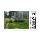 Croatian Waterfall Postage Stamps