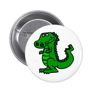 croc pinback button