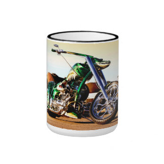 Croc Chopper - Coffee mug