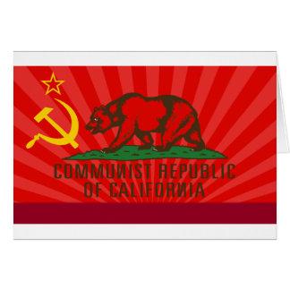 CROC Flag Card