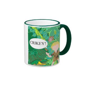 Croc Hunter Mug