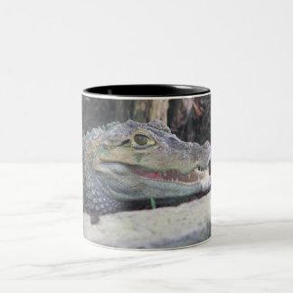 Croc Two-Tone Coffee Mug