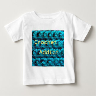 Crochet Addict Part2 Double Crochet Baby T-Shirt