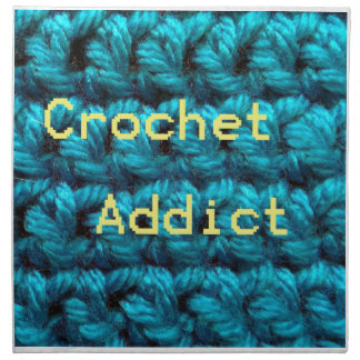 Crochet Addict Part2 Double Crochet Napkin