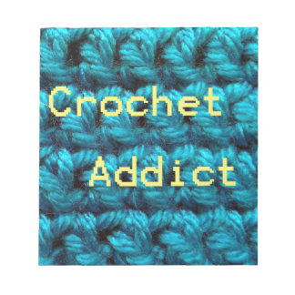 Crochet Addict Part2 Double Crochet Scratch Pad