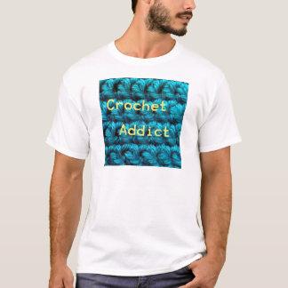 Crochet Addict Part2 Double Crochet T-Shirt