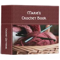 Crochet Binder