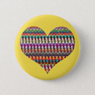 Crochet Button - Crochet Lovers Button