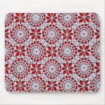 Crochet Design Mouse Pads