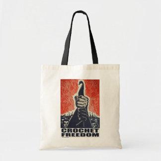 Crochet Freedom - bag