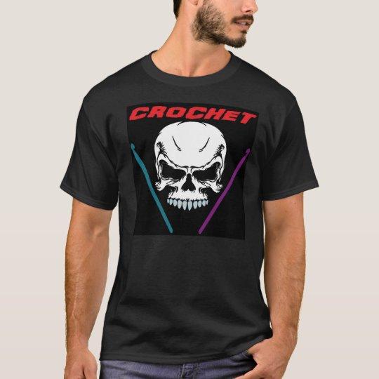 CROCHET HOOKS & BONES T-Shirt