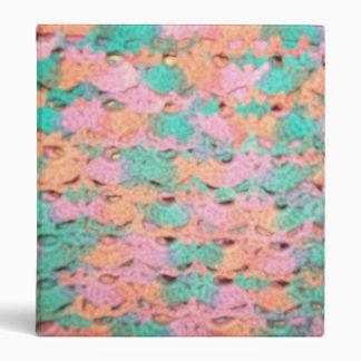 Crochet Lace Binder