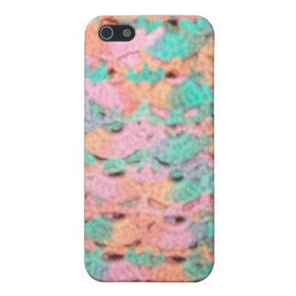 Crochet Lace I-Phone 4 case